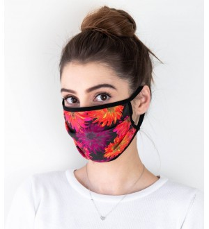 Masque multicolor